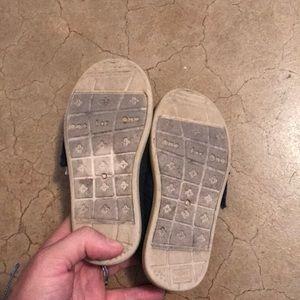Toms Shoes - T7 navy classic toms
